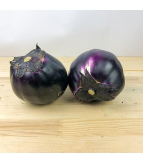 Melanzane tonde Viola 5kg