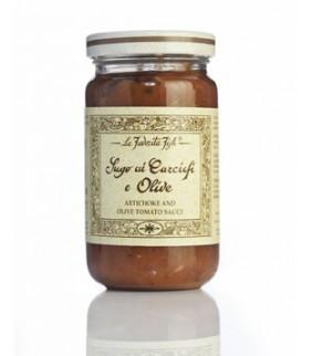 Sugo carciofi e olive 180g