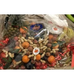 Cesta regalo frutta esotica