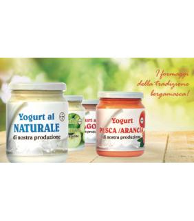 Yogurt Naturale Mela verde...