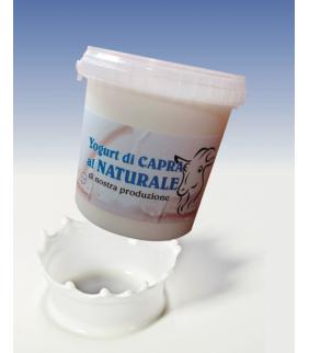 Yogurt Naturale di capra  200g