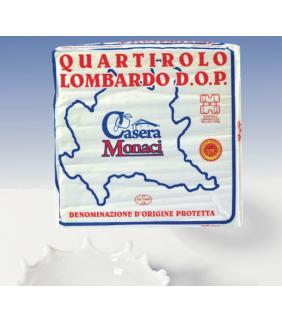 Quartirolo Lombardo DOP 500g