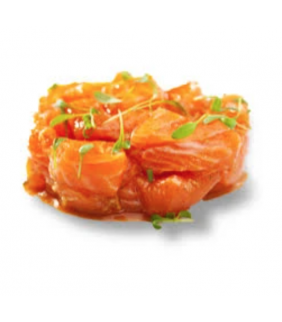 Tartare di salmone 100g
