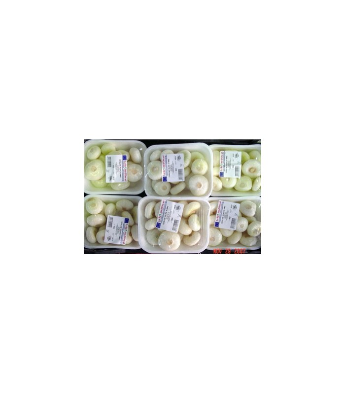 Cipolline pelate Borrettane in vaschette 8x350g